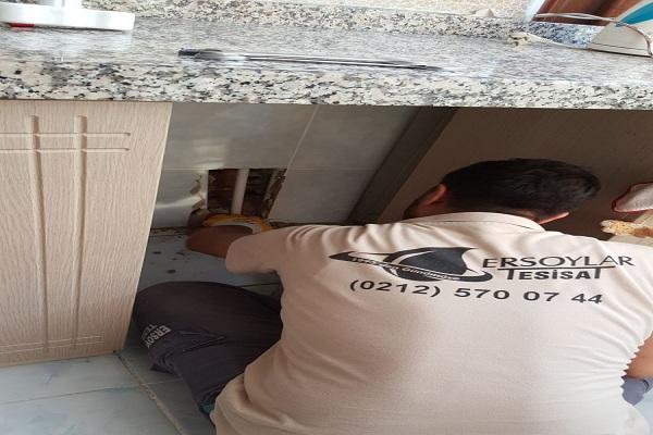 bağcılar su kaçağının tamir edilmesi
